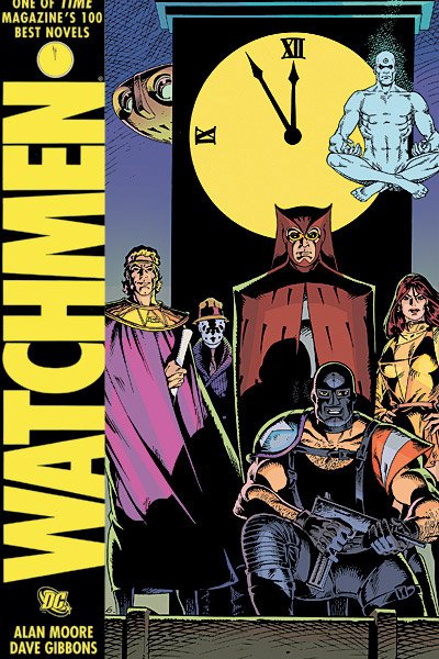Book: Watchmen (Hardcover)