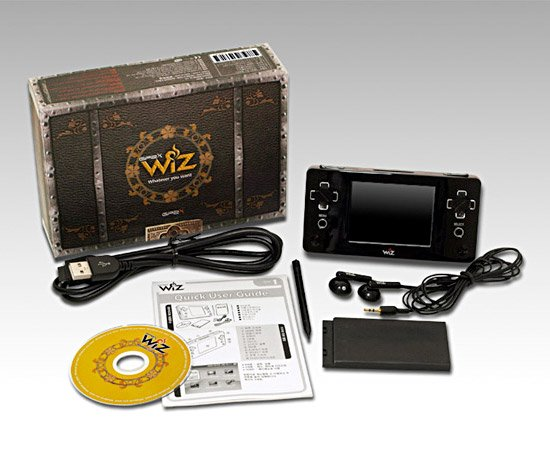 GP2X Wiz Game Console