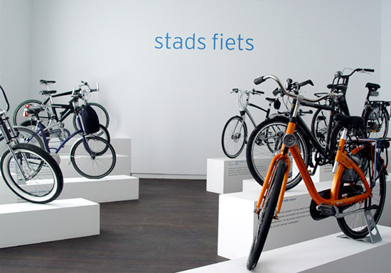 Photos: FIETS Bicycle Show