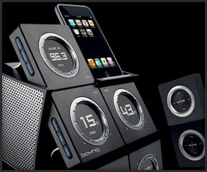 Boynq Wake-Up iPod Dock