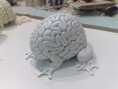 DIY Jumping Brains