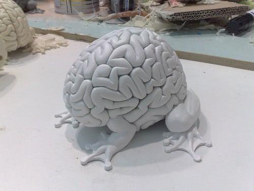 DIY Jumping Brains