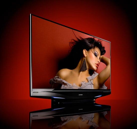 Mitsubishi 65″ LaserVue TV