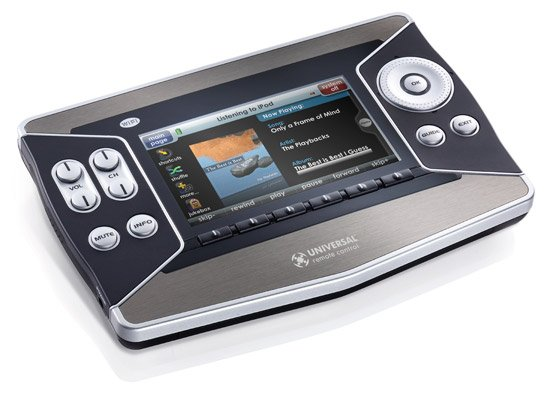 Touchscreen Remote