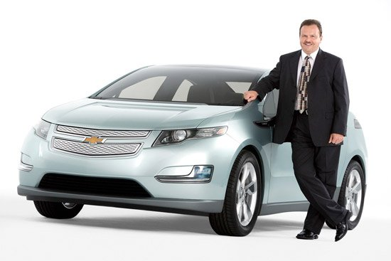 Leaked: 2011 Chevy Volt