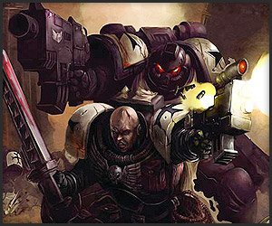 WH40K: Space Marine