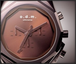 O.D.M. Zen Watch