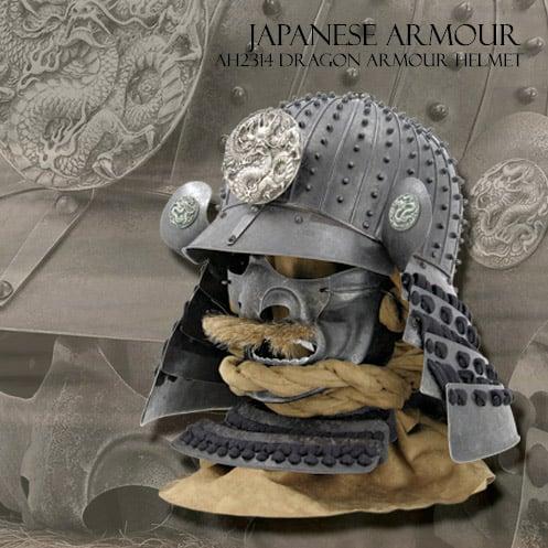 Dragon Armor Kabuto Helmet