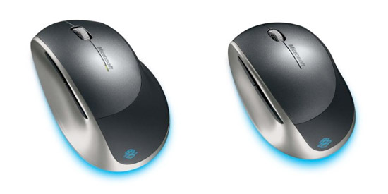 MS BlueTrack Mouses