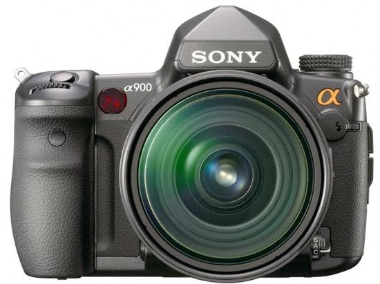 Sony a900 Camera