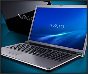 Sony Vaio AW Laptop