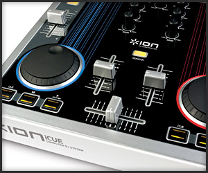 Ion Audio iCue Mixer