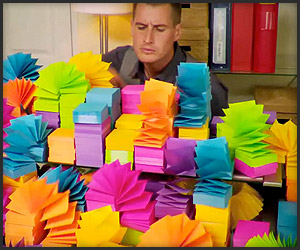 Video: Extreme Sticky Notes
