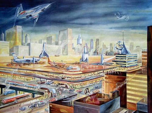 Pictures: Retrofuturism