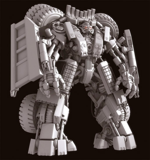 Transformers 2: Devastator