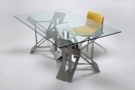 Formtank 3Fold Desk