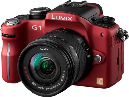 Lumix DMC-G1