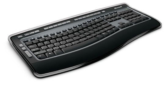 MS Wireless Keyboard 6000