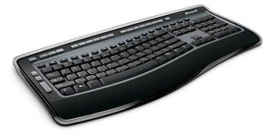 MS Wireless Keyboard 6000