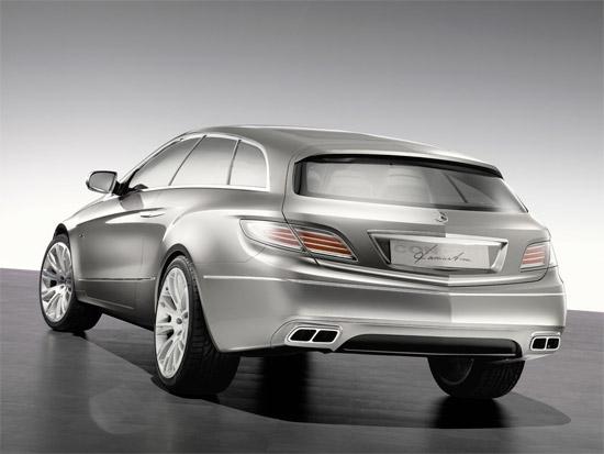 Concept: Benz E-Class
