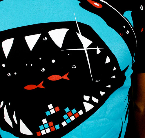 Shark Teeth Tee