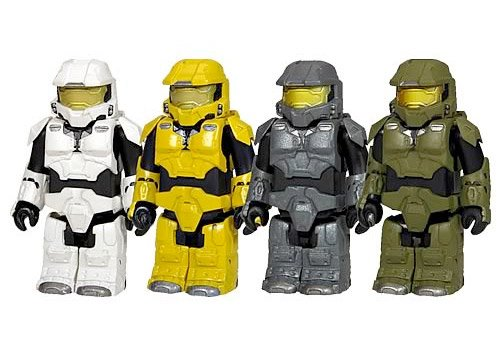 Halo Master Chiefs Series 2
