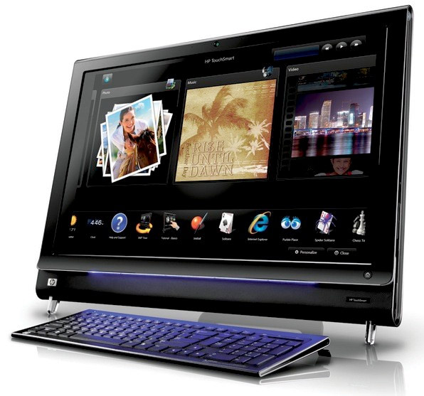 HP TouchSmart IQ816