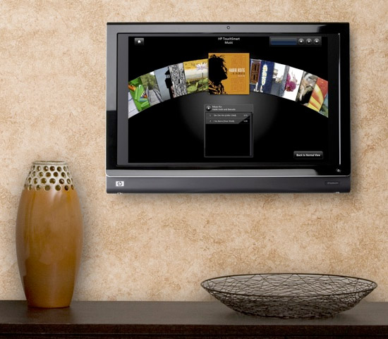 HP TouchSmart IQ816