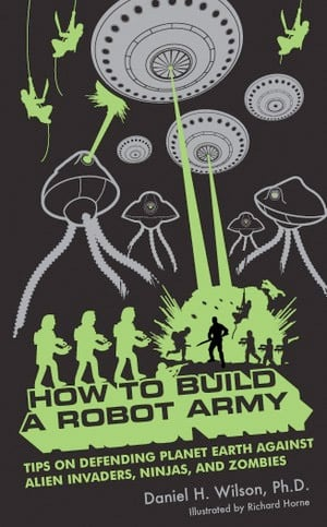 Book: Robot Army