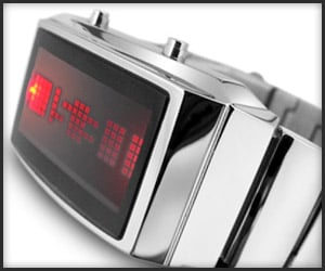 Tokyoflash Negative Watch