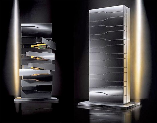 Champagne Fridge