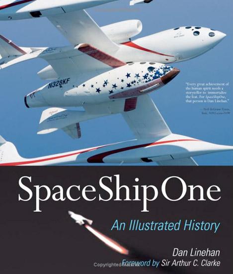 Book: SpaceShipOne