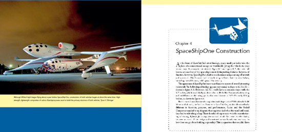 Book: SpaceShipOne