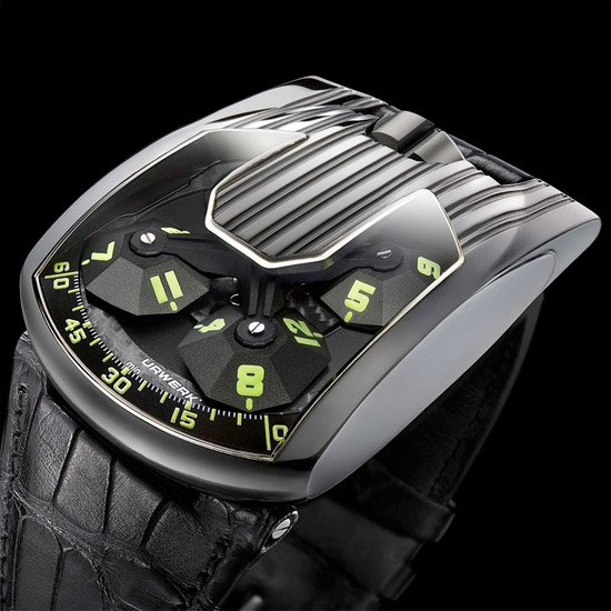 Urwerk UR103 Hexagon
