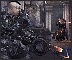Gears of War 2: Weapons