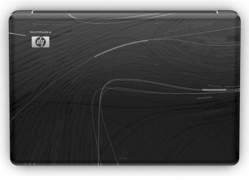 HP HDX16t Laptop