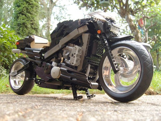Milto's Lego Bikes