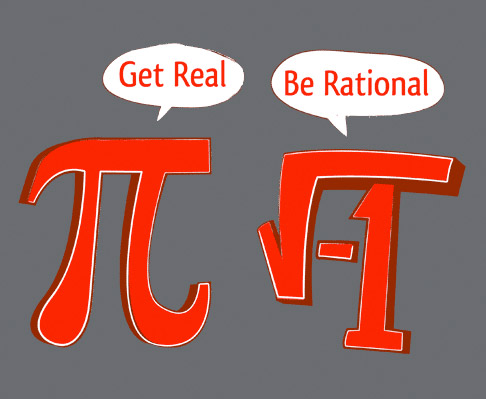 Pi Be Rational Tee