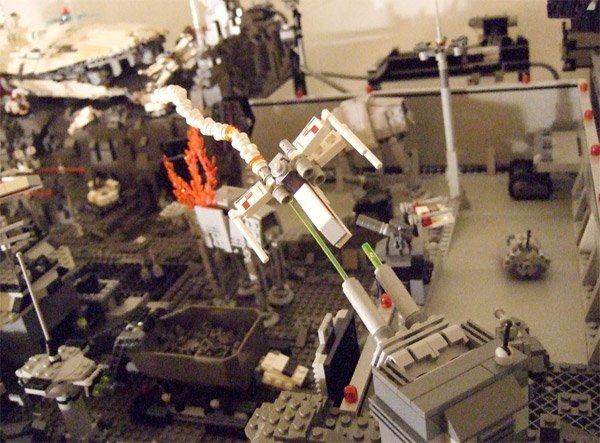Lego Rebel Attack