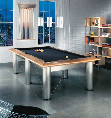 Manhattan Pool Table