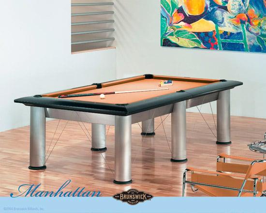 Manhattan Pool Table