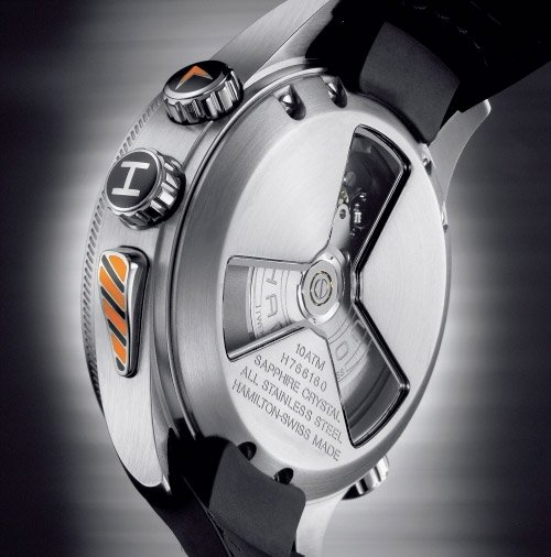 Hamilton X-Copter Watch
