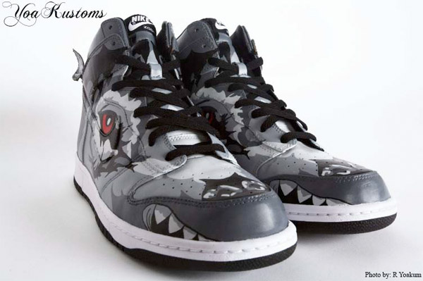 Big Bad Wolf Nikes