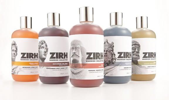 ZIRH Warrior Gel