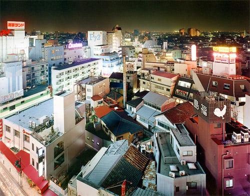 Photos: Tokyo Twilight Zone