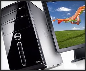 Dell Studio Desktops
