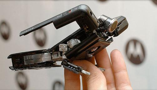 Transforming Motorola