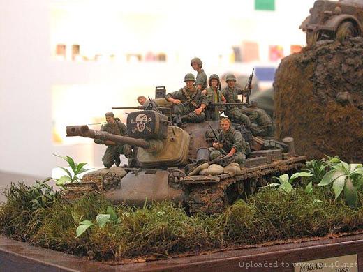 Mini War Scenes