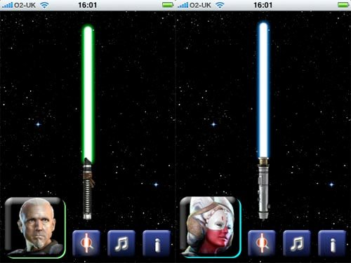 Free: Lightsaber Unleashed