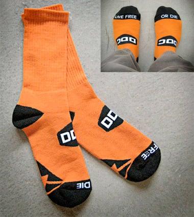 DDC Crew Socks
